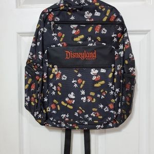 Disney Backpack Mickey Mouse Backpack